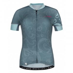 Dámský cyklistický dres Oreti-w modrý - Kilpi