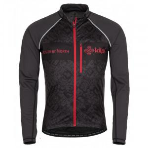 Pánský cyklistický dres Zester-m tmavě šedá - Kilpi