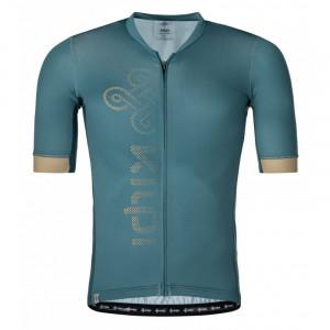 Pánský cyklistický dres Brian-m tyrkysová - Kilpi