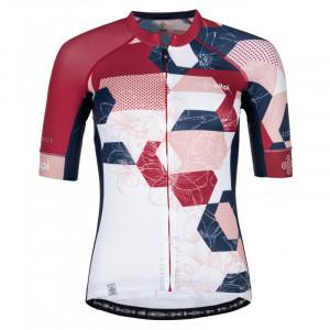 Dámský cyklistický dres Adamello-w růžová - Kilpi