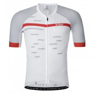 Pánský cyklistický dres Veneto-m bílá - Kilpi