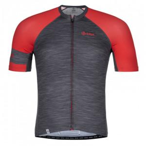 Pánský cyklistický dres Selva-m červená - Kilpi