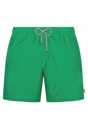 Pánské plavky John Frank JFSS21SW01 L Zelená