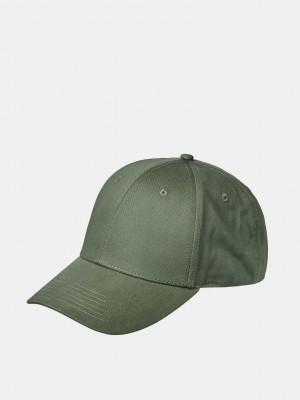 Basic Kšiltovka Jack & Jones Zelená