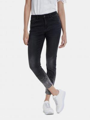 Nola Jeans Desigual Černá