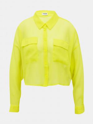 Neno Košile Noisy May Žlutá