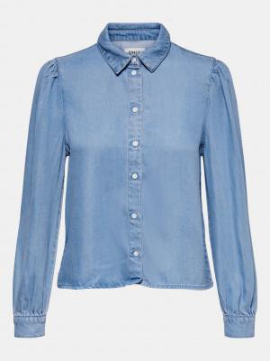 Billie Košile ONLY Modrá
