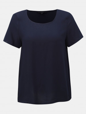 Simply Triko Vero Moda Modrá