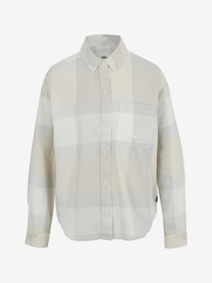 Easy Plaid Flanne Košile Vans Bílá