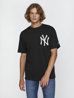 MLB Big Logo New York Yankees Triko New Era Černá
