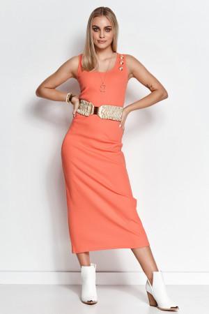 Denní šaty model 156460 Makadamia  36/38