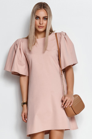 Denní šaty model 156463 Makadamia  36/38