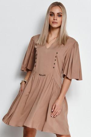 Denní šaty model 156476 Makadamia  36/38