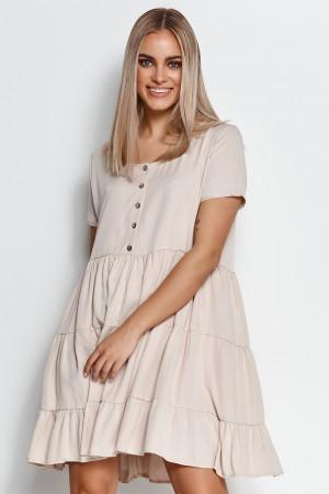 Denní šaty model 156477 Makadamia  36/38