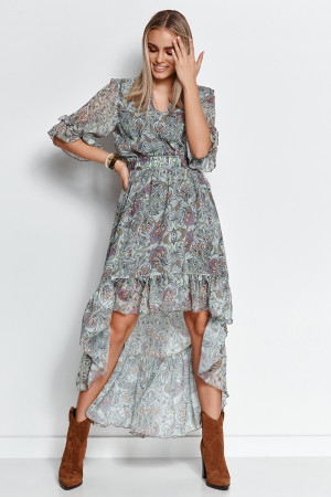 Denní šaty model 156482 Makadamia  36/38