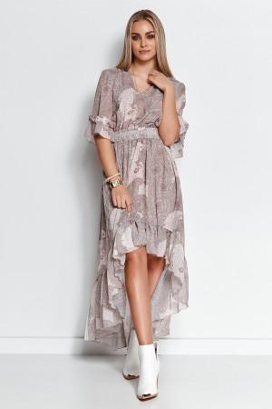 Denní šaty model 156483 Makadamia  36/38