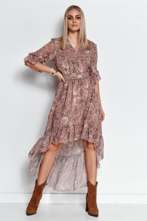 Denní šaty model 156484 Makadamia  36/38