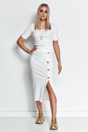 Denní šaty model 156486 Makadamia  40/42