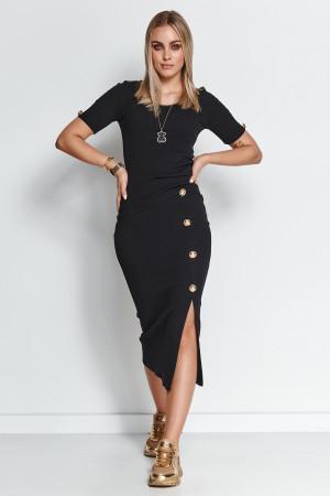 Denní šaty model 156487 Makadamia  36/38