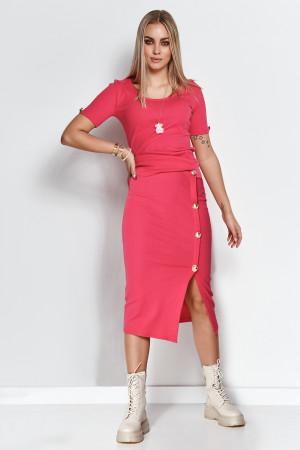 Denní šaty model 156489 Makadamia  36/38