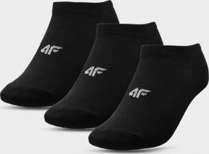 Chlapecké ponožky 4F JSOM001 černé Černá 32-35