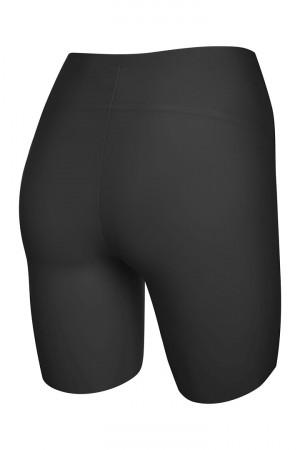 Dámské kalhotky 574 Slim All Day Bermudy S-2XL - Julimex černá