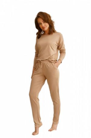 Taro Emily 2578 Dámské pyžamo S béžová