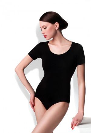 Dámské body t-shirt 5571S - Gatta černá