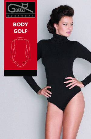 Dámské body Golf 5577S - GATTA BODYWEAR bílá