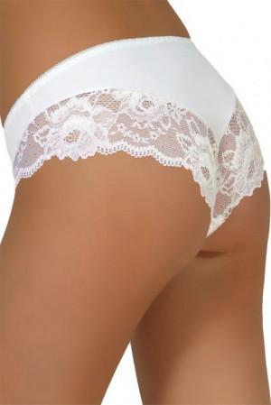 Dámské kalhotky Nr 34 - MoDo bílá