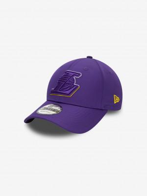 940 NBA Los Angeles Lakers Kšiltovka New Era Fialová