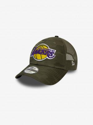 940 NBA Los Angeles Lakers Kšiltovka New Era Zelená