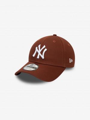 940 MLB New York Yankees Kšiltovka New Era Hnědá