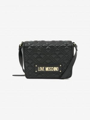 Bail Cross body bag Love Moschino Černá