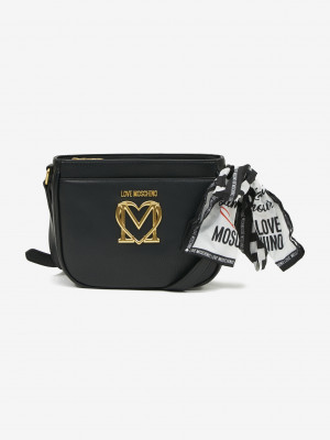 Cross body bag Love Moschino Černá