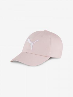Essentials Kšiltovka Puma Růžová