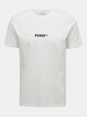 Bílé pánské tričko Puma Avenir
