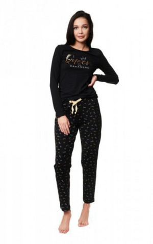 Henderson Ladies 39223 Zazzy Dámské pyžamo XL black