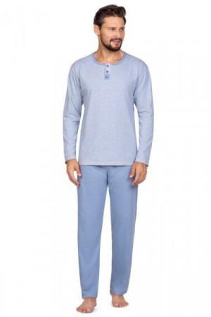 Regina 593 Pánské pyžamo M béžová