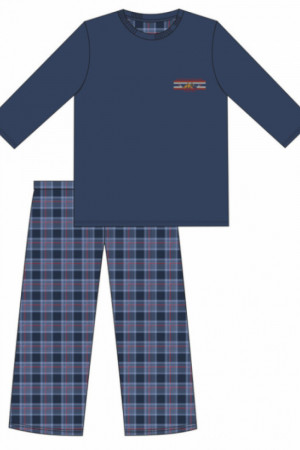 Pánské pyžamo 124/179 Mountain