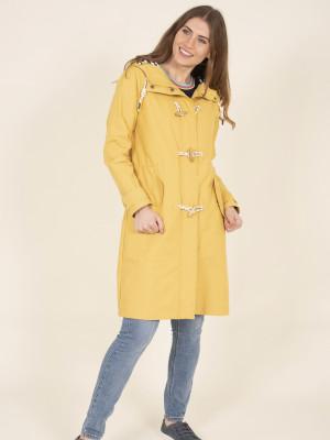 Kabát Brakeburn Žlutá