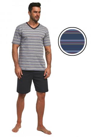Pánské pyžamo 330/23 - CORNETTE vícebarevné