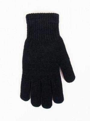 Pánské rukavice AKRYL R-102 BLACK\RED 27 CM