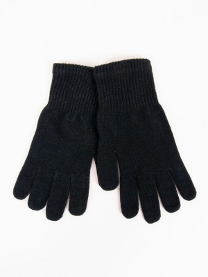 Pánské rukavice MAGIC-3 BLACK\RED 25 CM