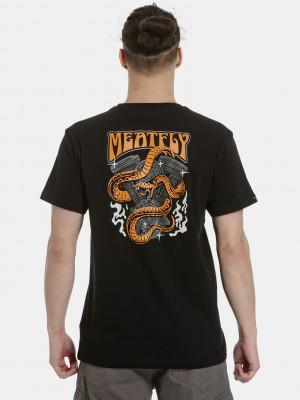 Pistons Triko Meatfly Černá