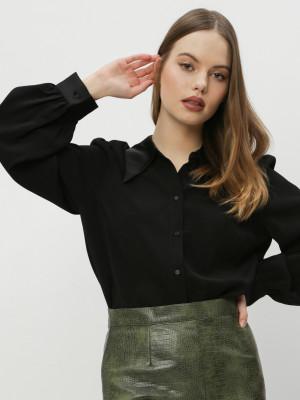 Coco Košile Vero Moda Černá