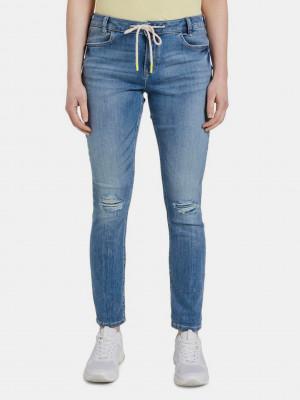 Denim Jeans Tom Tailor Denim Modrá