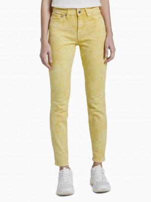 Nela Jeans Tom Tailor Denim Žlutá