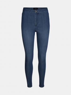 Joy Jeans Vero Moda Modrá