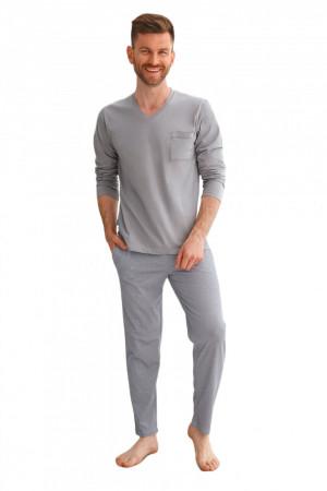 Pánské pyžamo 2638 grey